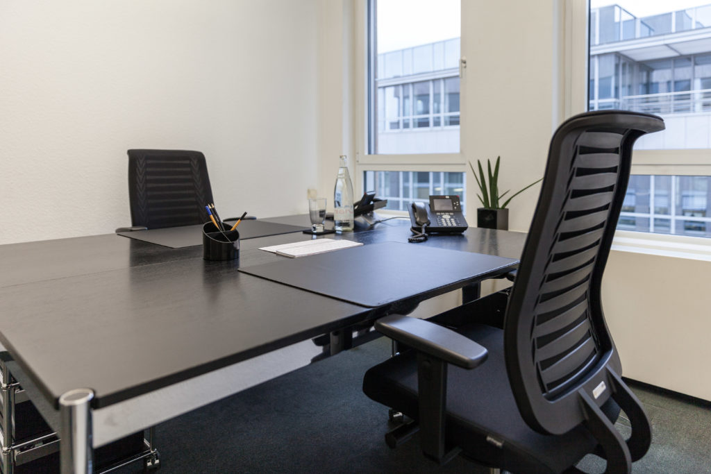 Conference rooms in the Business Center Seestern